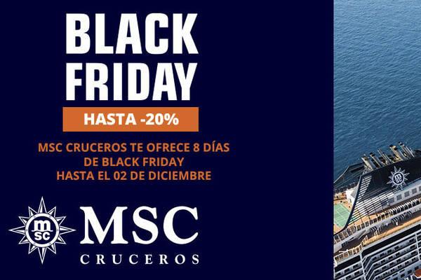 MSC ( BLACK FRIDAY )